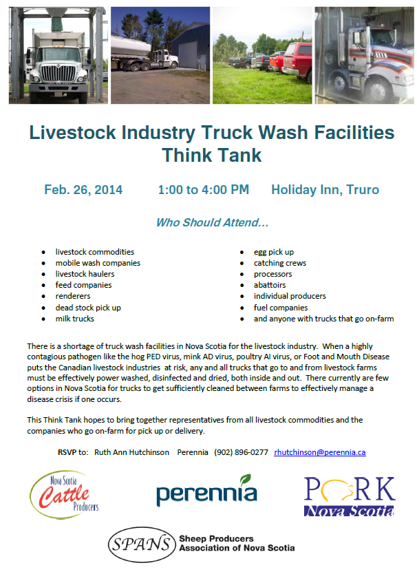 Truck Wash Event